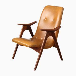 Vintage Sessel von Louis van Teeffelen