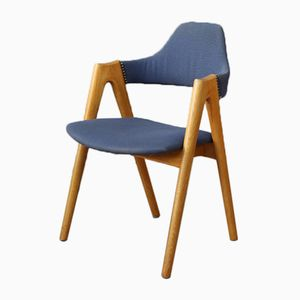 Vintage Compass Chair by Kai Kristiansen for SVA Mobler