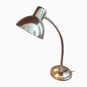 Chromed Desk Lamp, 1960s
