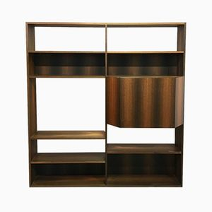 Scandinavian Bookshelf Unit, 1970s
