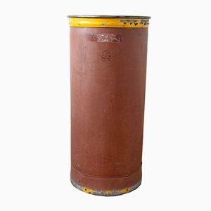 Industrieller Vintage Wäschecontainer von Suroy
