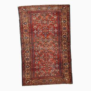 Tappeto vintage Hamadan persiano fatto a mano, anni '20