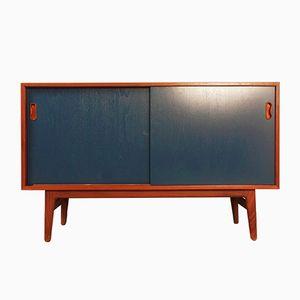 Vintage Teak Sideboard von Arne Vodder & Anton Borg für Vamo