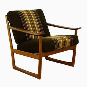 Teak FD130 Lounge Chair by Peter Hvidt & Orla Mølgaard-Nielsen for France & Søn