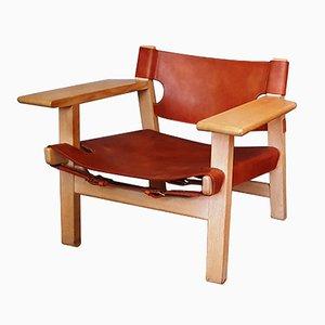 Spanish Chair von Børge Mogensen für Frederica, 1950er