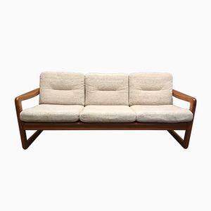 Skandinavisches Teak Sofa von Möbelfabrik Holstebro, 1950er