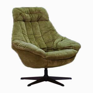 Vintage Danish Club Chair by H.W. Klein for Bramin