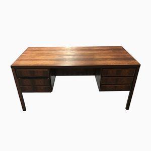 Modell 77 Palisander Schreibtisch von Gunni Omann für Omann Junn