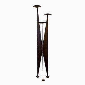 Tall Tripod Candlestick, 1960s