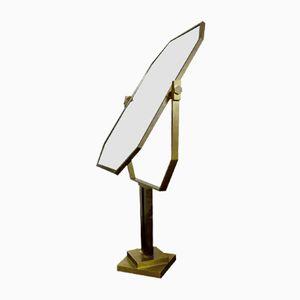 Französischer Vanity Spiegel von Maison Siegel, 1930er