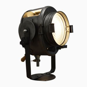 Vintage Theater Spotlight from Cremer