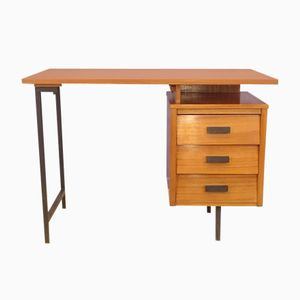 Vintage CM 172 Desk by Pierre Paulin for Thonet