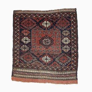 Tappeto beluci antico fatto a mano, Afghanistan, fine XIX secolo