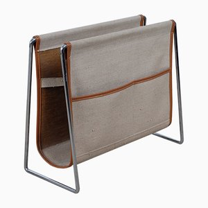 Bachelor Magazine Rack by Verner Panton for Fritz Hansen, 1950s