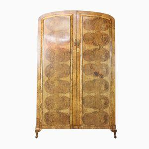 Vintage Art Deco Kleiderschrank von Criddle & Smith