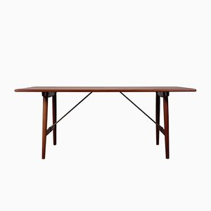 Hunting Table by Erhard Rasmussen, 1950s