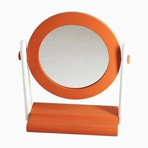Miroir dioniso no 1 vintage par ettore sottsass pour glas for Miroir a poser par terre