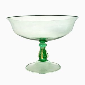 Murano Glass Centrepiece by Napoleone Martinuzzi for Venini, 1920s