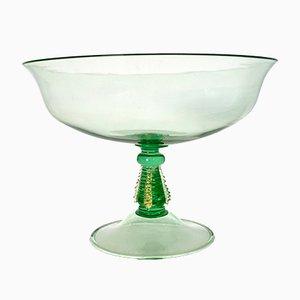 Murano Glass Centrepiece by Napoleone Martinuzzi for Venini, 1920s