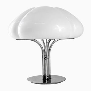 Quadrifoglio Table Lamp by Gae Aulenti for Guzzini, 1970s