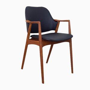 Model Kontur Office Chair by Alf Svensson for DUX, 1960s