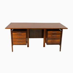 Danish Rosewood Desk, 1980s