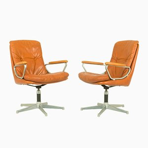 Gentilina Armchairs by André Vandenbroeck for Strässle, 1960s, Set of 2