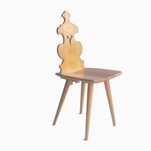 Tiroler Stuhl, 1960er