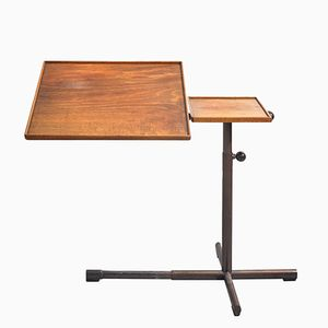 Vintage Desk with Articulating Arm by François Caruelle for Embru