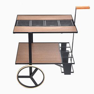 Vintage Dutch Bar Trolley