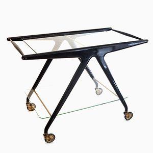 Vintage Italian Serving Cart