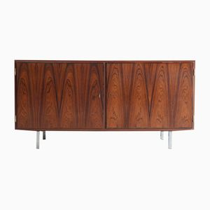 Rosewood Sideboard by Aage Hundevad for Hundevad & Co., 1960s