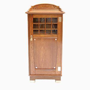 Small Art Nouveau Cabinet