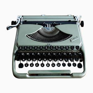 Deutsche Vintage Kolibri Schreibmaschine von Groma, 1960er