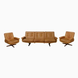 Mid-Century Living Room Set by Fredrik Kayser for Vatne Möbler, 1960s