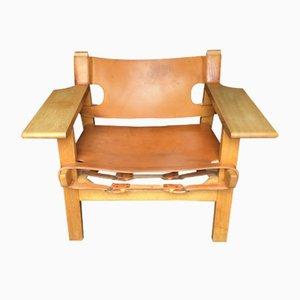 Spanish Chair von Borge Mogensen für Fredericia, 1960er