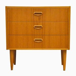 Small Danish Teak Dresser, 1960s