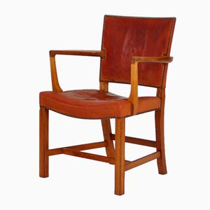 The Red Chair von Kaare Klint für Rud. Rasmussen, 1927