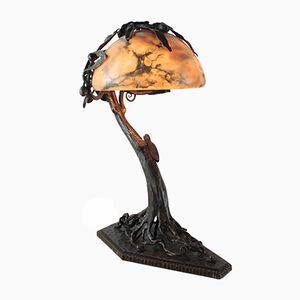 Art Nouveau Style Table Lamp, 1920s