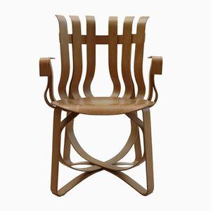 Hat Trick Stuhl von Frank Gehry für Knoll USA, 1992