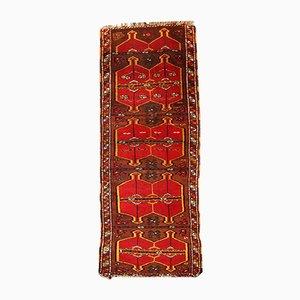 Türkischer Handgemachter Vintage Yastik Teppich, 1920er