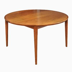 Extending Table by Henry Rosengren Hansen for Brande Møbelindustri, 1960s