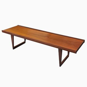 Mid-Century Modern Surfboard Coffee Table by Peter Nielsen for Løvig, 1960s