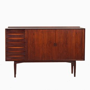 Danish Rosewood Sideboard by Arne Vodder for Sibast, 1960s