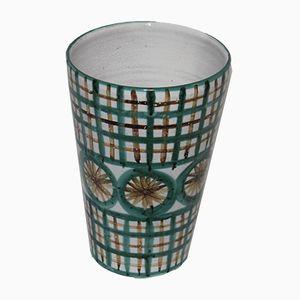 Große Vintage Vase von Robert Picault