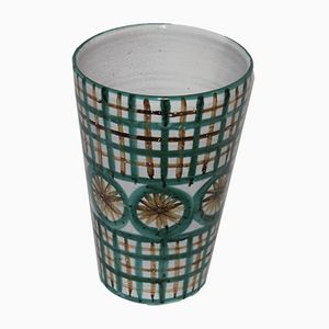 Vaso grande vintage di Robert Picault