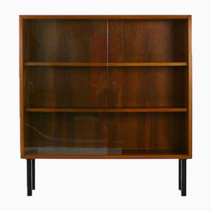 Mid-Century Walnut Display Case from WK Möbel, 1960s