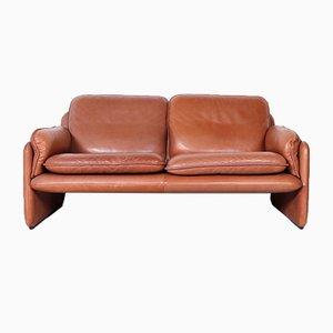 DS61 Zwei-Sitzer Sofa von de Sede, 1970er