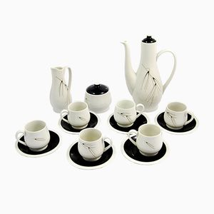 Czech Coffee Service from TK Thun, 1960s