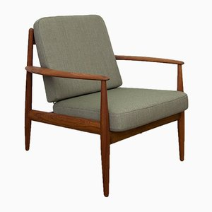 Easy Chair by Grete Jalk for France & Daverkosen, 1950s